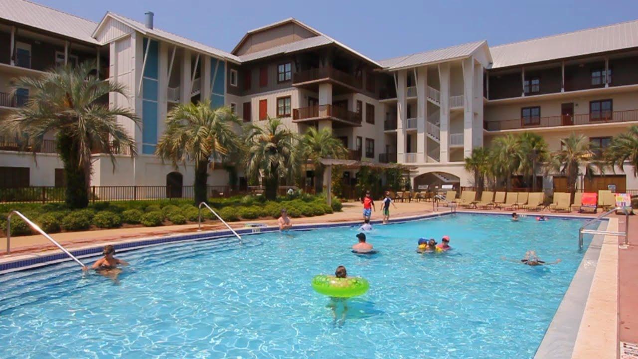 Blue Mountain Beach Florida 2br Vacation Rental Condo 227