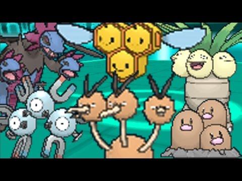 Full Eyes Closed Pokemon Team Doovi