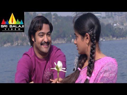 Yamadonga Movie Jr.NTR and Priyamani Funny Scene | Jr NTR, Priyamani | Sri Balaji Video
