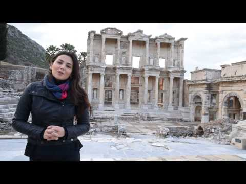 Ephesus Ancient City - Celsus Library
