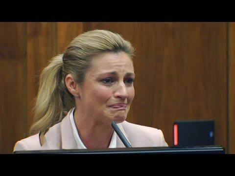 Erin Andrews Tearfully Explains How Stalking Incident Affected Her Relationship With Jarret Stoll