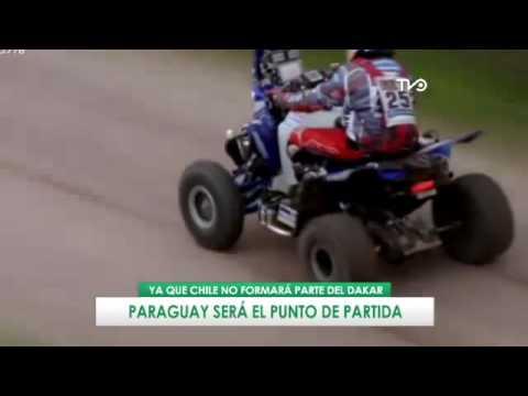 Asunción en Paraguay será el punto de partida del Dakar 2017