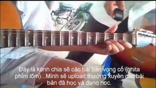 Vọng cổ 12 - dây kép - độc tấu