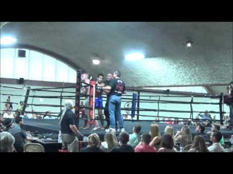 Team Rouse Kickboxing/Boxing Event: Lucero  Vs Simich