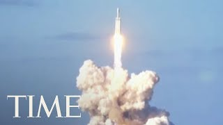SpaceX Launches The Falcon Heavy Rocket & Why It's Such A Big Deal For Elon Musk | TIME
