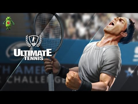 Ultimate Tennis (iOS/Android) Gameplay HD