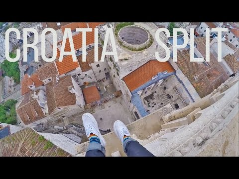 Croatia Tourism - Full of Life - Day 4 - Split