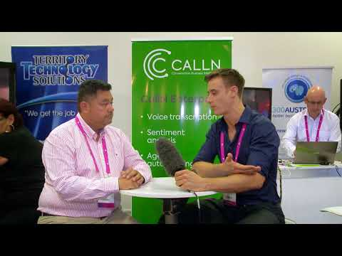 Interview with Simon Yuen of CallN: Darwin Connected 2018