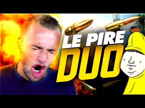 LE PIRE DUO SUR UN BATTLE ROYALE ! (ft....