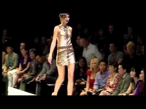 FARAH KHAN Spring Summer 2012, Malaysia International Fashion Week, Kuala Lumpur