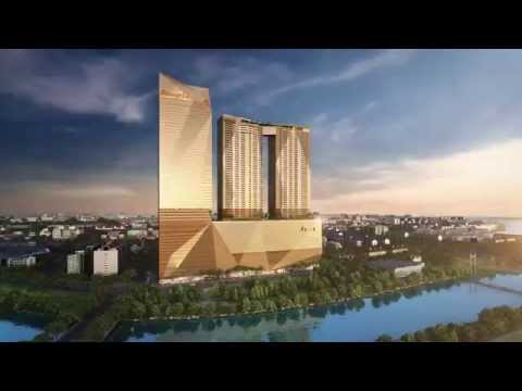 The Peak @ Cambodia Official Video by Oxley with the Luxurious Shangri-La Hotel Next Door