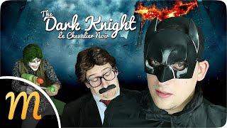 Math se fait - The Dark Knight : Le Chevalier Noir - Batman
