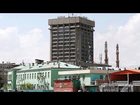 Grupo armado ataca Ministério da Informação em Cabul