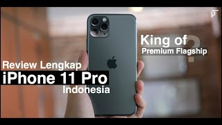 Review iPhone 11 Pro : Benchmark, Triple Camera, Dolby Atmos & Lainnya! - iTechlife (Indonesia)