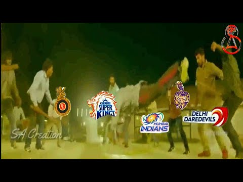 CSK journey of IPL 2k18|Chennai Super Kings ku whistle podu☺️😊☺️