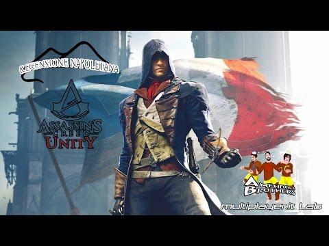 Assassin's Creed Unity - Recensione in napoletano