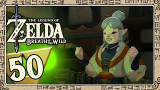 THE LEGEND OF ZELDA BREATH OF THE WILD Part 50: Tanzende Lichter