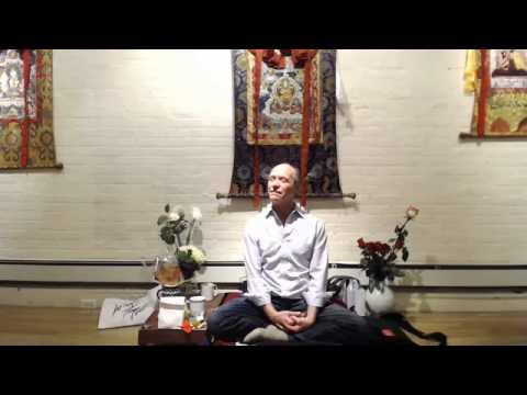 3 Year Retreat Talk with Lama John Brady