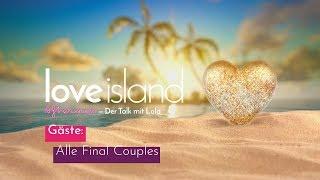 Aftersun - Der Talk mit Lola (#14) | Gäste: Final Couples | Love Island - Staffel 3