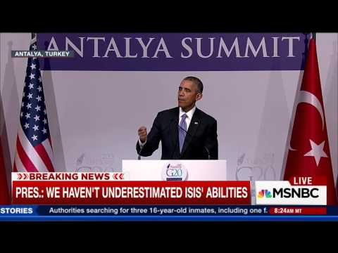 CNN to Obama: 'Why Can't We Take Out These Bastards?'