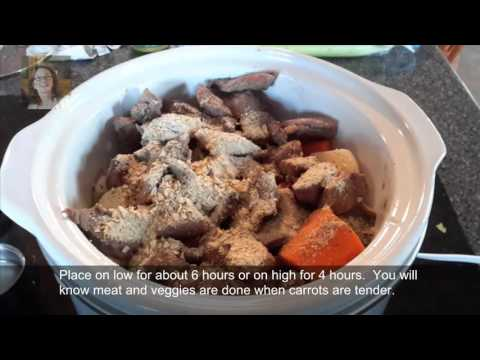 How To Wildtree Recipe For Roast Beef In Crockpot