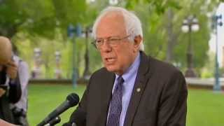 Bernie Sanders Officially Announces 2016 Presidential Run