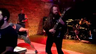 All That Remains - Stand Up (live) 05-29-13