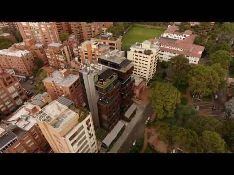 Bogotá - Colombia by drone