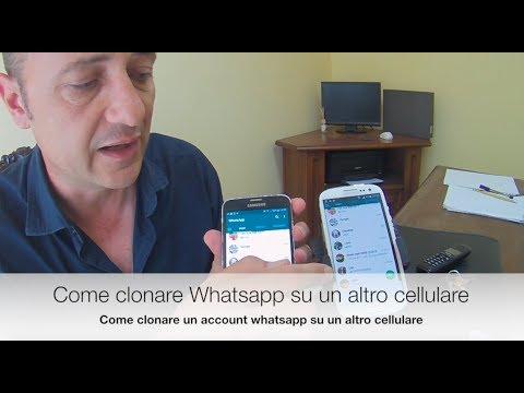 Come Clonare Whatsapp Su Un Altro Cellulare Utilizzando Un Applicazione Cellulari Spia