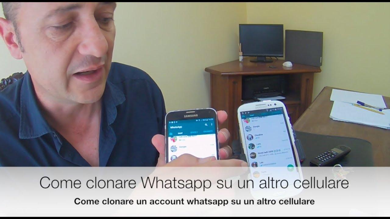 Come spiare WhatsApp senza il telefono della vittima