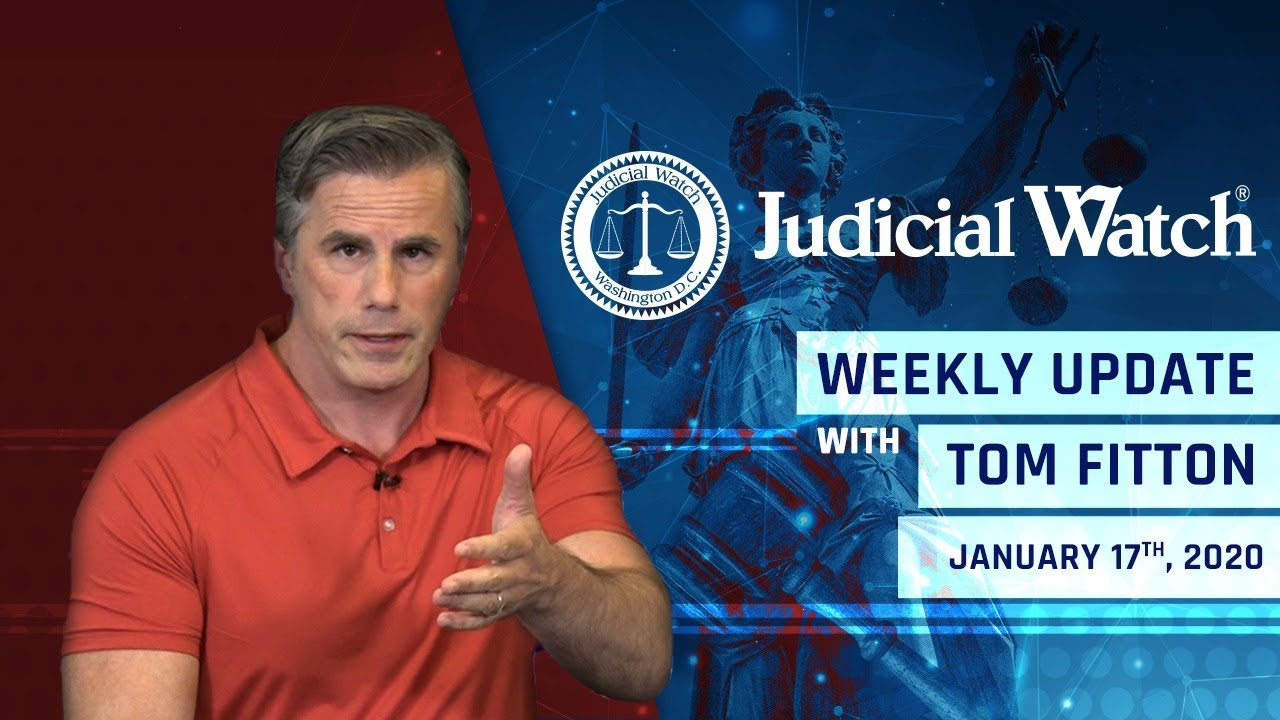 Deep State Spying on Trump Family? Awan Bros/Dem IT Update, & MORE! - Judicial Watch