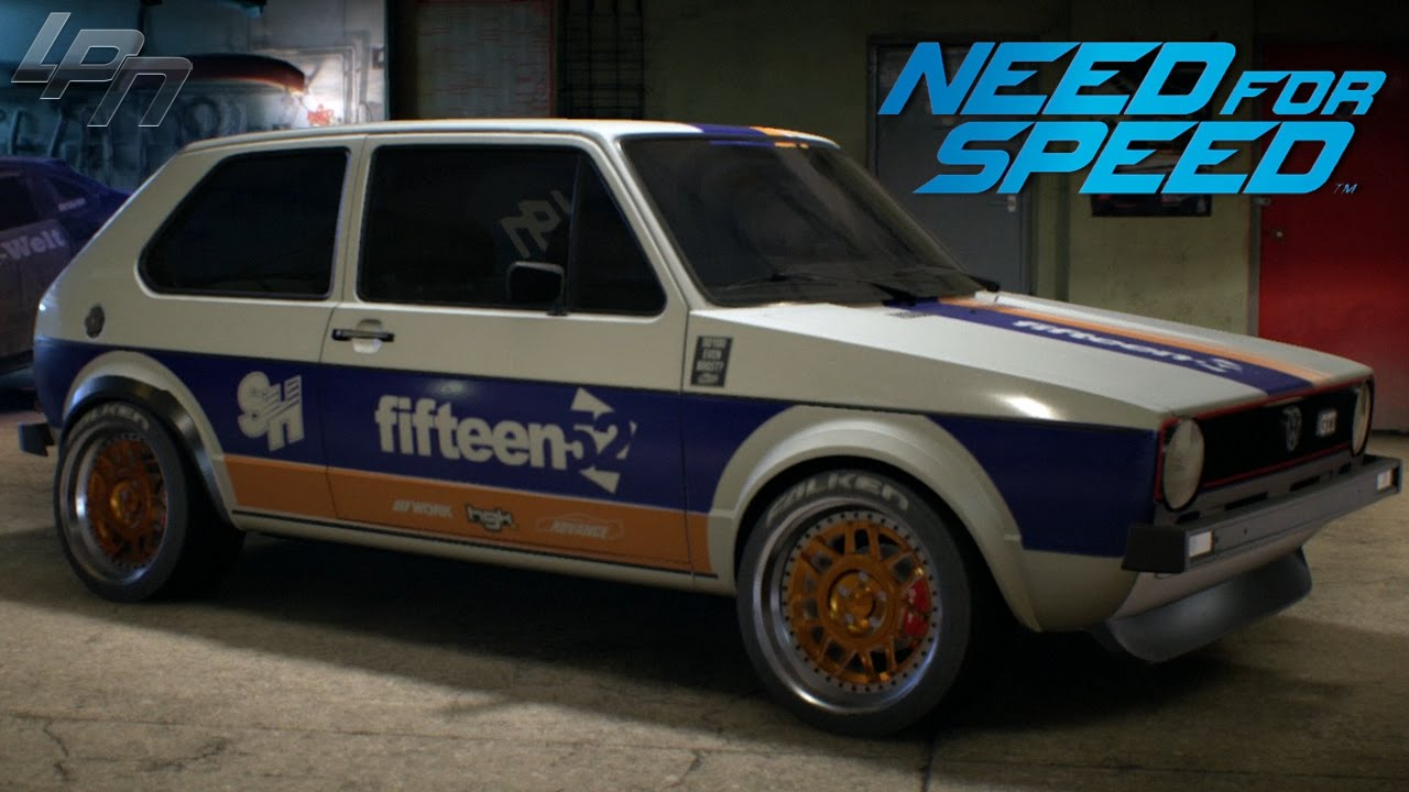 Need For Speed Vw Golf Gti Gameplay Tuning Cruising
