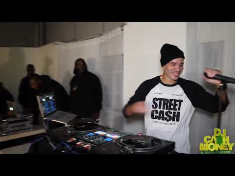 DJ Cash Money & Street Orchestra Live in Philly