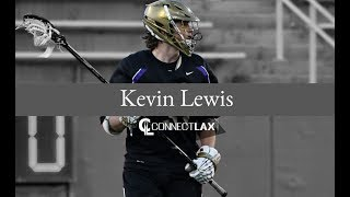 Gambar cover Kevin Lewis Lacrosse Highlights | NY 2018 | Def
