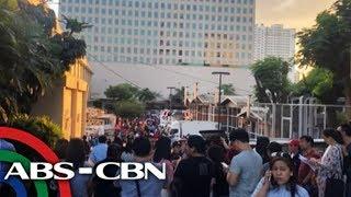 Magnitude 5.7 earthquake felt in parts of Luzon | 22 April 201…