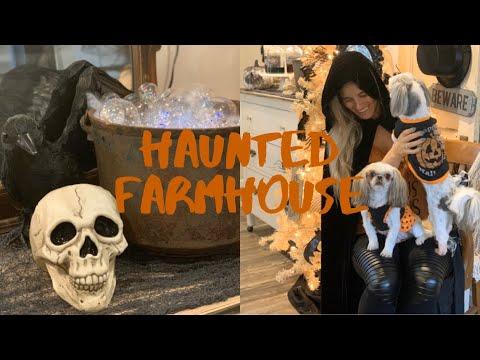 Haunted Farmhouse Halloween Tour 2019