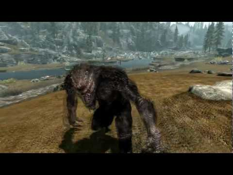 Skyrim Talking Animals