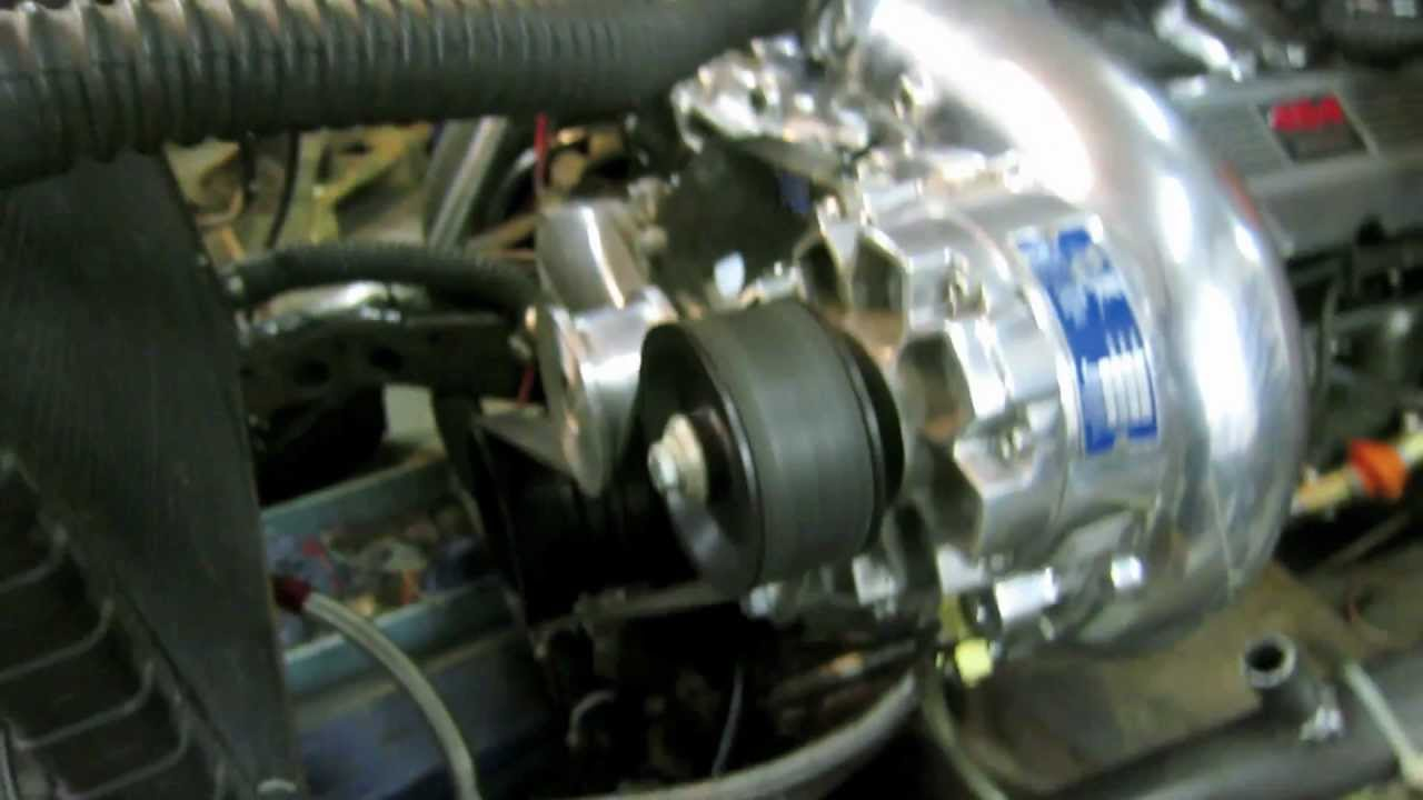 Supercharged 454 V-7 YSI Trim = 800+ hp