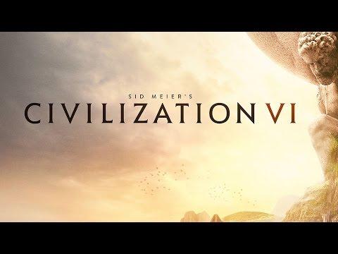 Civilization VI (yes...SIX!!!) -- Announcement and Screenshots!