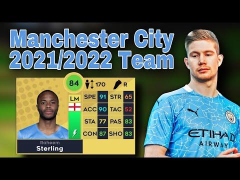 dream league soccer 2018 hack full chỉ số - Review Đội hình MANCHESTER CITY 2021/2022 Full Chỉ Số Dream League Soccer