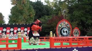 胡飲酒、雅楽、gagaku、六華苑、2018秋の舞楽会、多度雅楽会