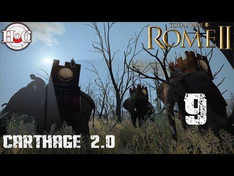 Carthage 2.0 - Total War: Rome 2 Ancestral Update - Part 9