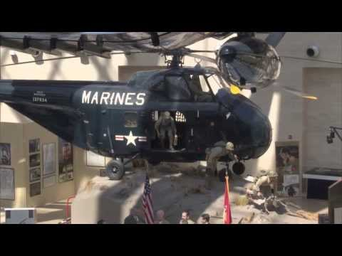 INSIDE LOOK: Museum of the Marine Corps, Quantico VA
