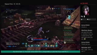Playing TERA Solo ranking up! :D