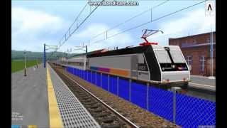 OpenBVE HD EXCLUSIVE: NJT ALP-46A Pack V1.0 Release Video (8/27/13)