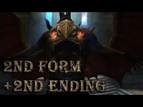 Dragon's Dogma Dark Arisen Final Boss 2nd Form + 2nd Ending - YouTube