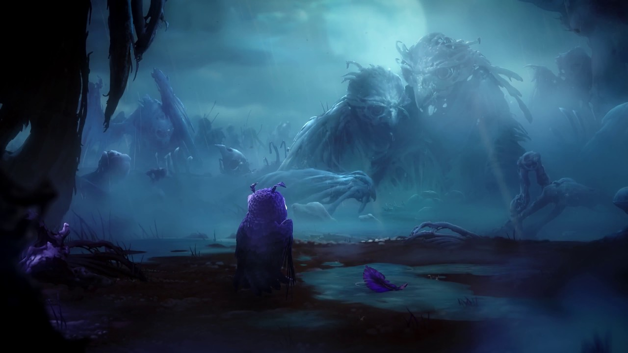 Ori and the Will of the Wisps Launch 4K Trailer - E3 2017: Microsoft Conference