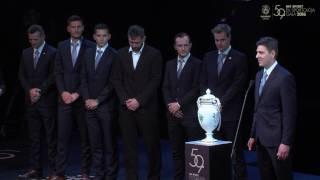 2017. január 12. M4 Sport - Az Év Sportolója Gála werkfilm