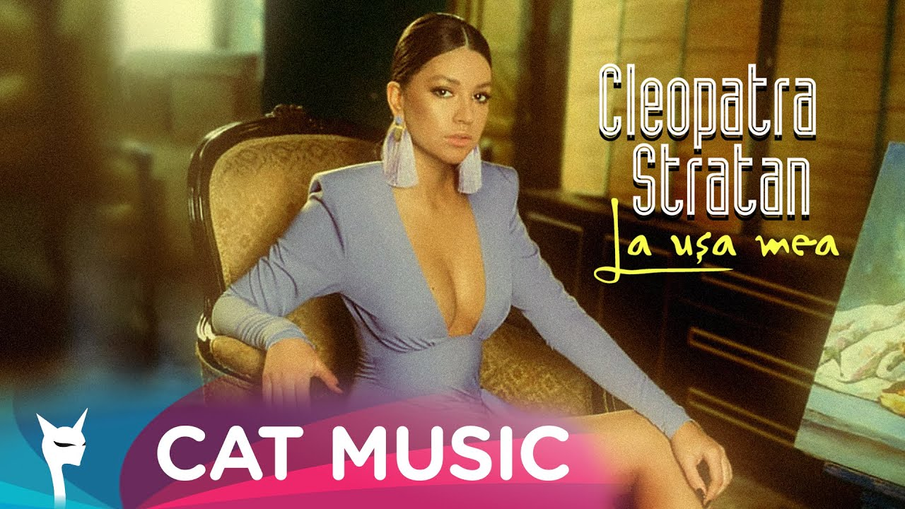 Cleopatra Stratan - La usa mea (Official Video)