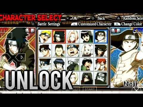 naruto-ultimate-ninja-heroes---how-to-unlock-all-characters-ppsspp